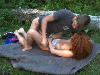 outdoor teen russische ficken