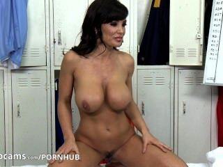lisa ann Webcam Teil 2