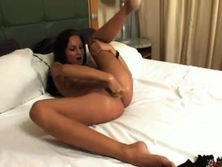 Selbst Fisting anal Babe