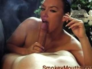 keira pharell Rauchen Blowjob