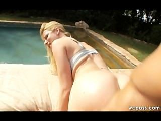 anal interracial Boogie Hinterhof