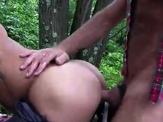Outdoor-Orgie