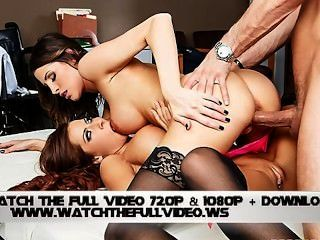 [Brazzers] kortney kane & madison ivy - den Willen Sicherung
