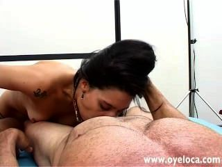 oyeloca dünn latina Double Penetration