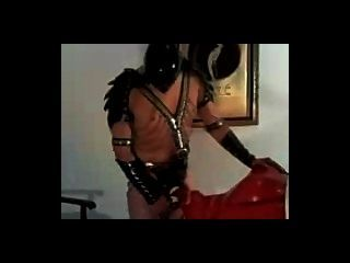 Latex Transvestiten Sexsklavin Fuck Face