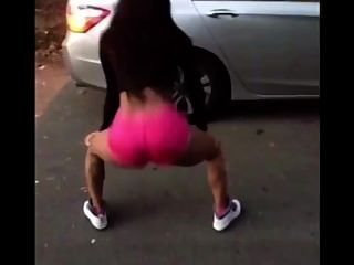 Mini-Compilation twerking botties 2