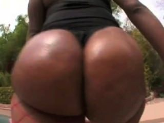 Glhq: Black Ass Twerk Fest # 1