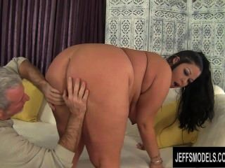 sexy Milf aire fresco gut get fucked