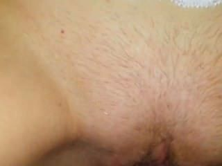 Amateur reife cremige Pussy gefickt up close