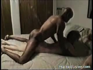 Interracial Vergnügen Hahnrei Milf Mary